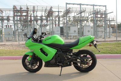 2008 Kawasaki Ninja 650R Sport Motorcycles Allen, TX