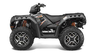 2015 Polaris Sportsman 850 SP Utility ATVs Ponderay, ID