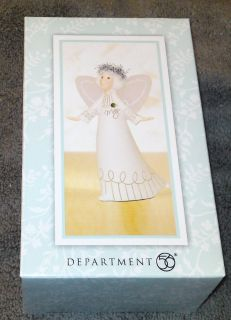 OTH 22-034 Whispers by Dept. 56 - May Figurine - NIB