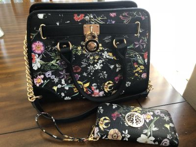 NEW MK purse and matching wallet.