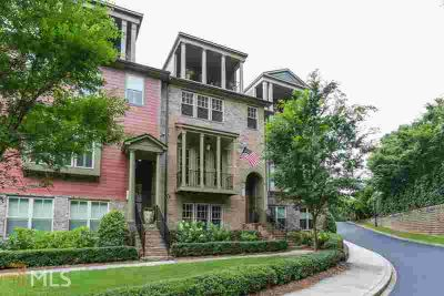 786 Corduroy Lane Atlanta Four BR, Custom John Wieland city home