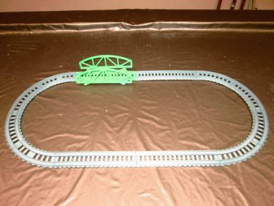 TRACKMASTER 5 N 1 TRAIN TRACK SET