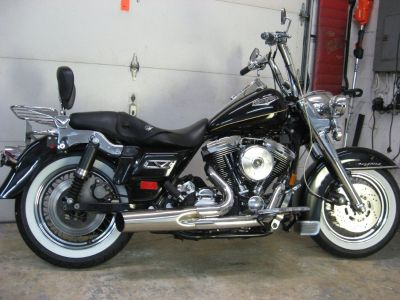 1998 harley road king fuel injected