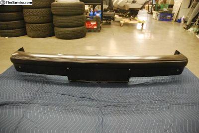 Vanagon Fiberglass Front Bumper Restored