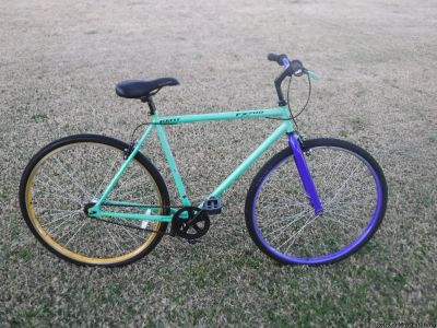 FX 700c Kent Men's Fixie Bike by Christopher Metcalfe Creations