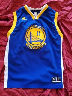 Warriors youth jersey