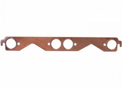 Purchase Small Block Chevy Copper Exhaust Header Gaskets Round Pair O-ring Style USA SBC motorcycle in Melbourne, Florida, United States, for US $32.99