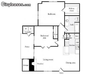 Two Bedroom In Contra Costa County