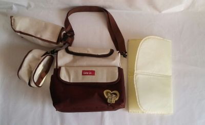 LOVE IS...DIAPER BAG