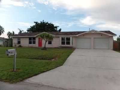 3 Bed 2 Bath Foreclosure Property in Port Saint Lucie, FL 34953 - SW Whittier Ter