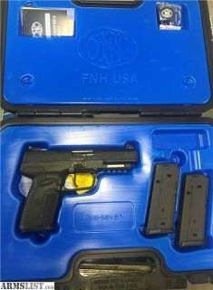 "For Sale: FN Five-seveN - 5.7X28 MKII - 4.8"" - [3]10mag NIB"