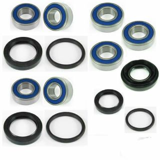 Purchase Wheel Bearing Front and Rear Seal Kit for TRX250X / EX Sportrax 2001-2014 motorcycle in Indianapolis, Indiana, United States, for US $60.88