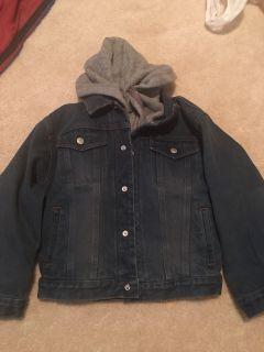 EUC blue jean jacket