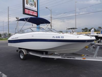 2011 SouthWind 212 SD Deck Boats Holiday, FL