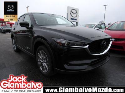 2019 Mazda CX-5 (Jet Black Mica)
