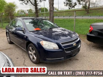 2008 Chevrolet Malibu LT (Imperial Blue Metallic)