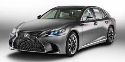 2019 Lexus LS LS (Silver)