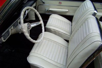 Find 1963 Oldsmobile Cutlass Front Bucket Seat Cover Set -New Authentic Reproduction motorcycle in Placentia, California, United States, for US $414.34