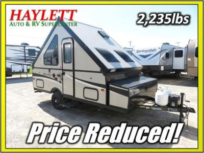 2017 Palomino A-Frame Camping Trailer A122S