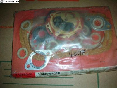 Transporter 59-60 Engine gasket kit NOS German