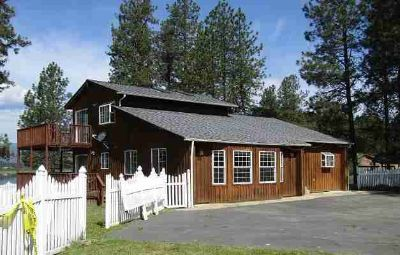1661 Lenora Dr Usk Two BR, End of the road privacy with this