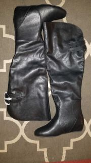 Brand New Journee Collection OTK boots 7.5