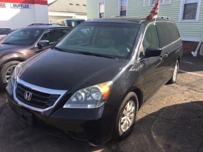 2009 Honda Odyssey EX-L (Nighthawk Black Pearl)
