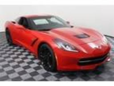 2019 Chevrolet Corvette Red, new
