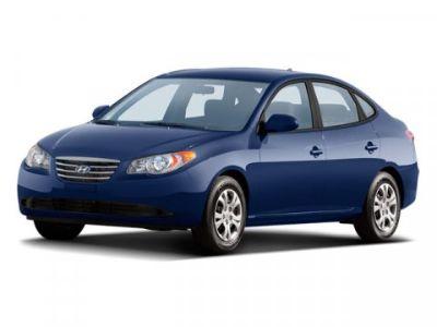 2010 Hyundai Elantra GLS (Regatta Blue Pearl)