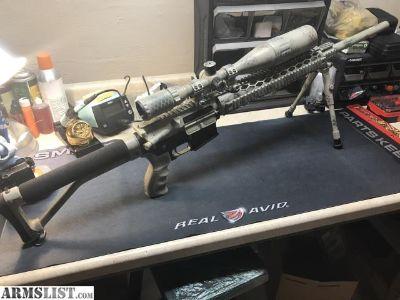 For Sale: Bull barrel Ar-15