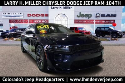 2017 Dodge Charger SRT8 (Contusion Blue Pearlcoat)