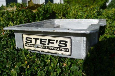Aluminum Stef's Baffeled Oil Pan Model 4005