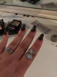 Size 10 rings