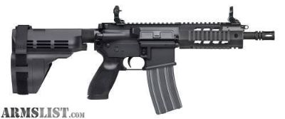 For Sale: $1149 SIG SAUER P516 PISTOL 223 REM 5.56 NATO