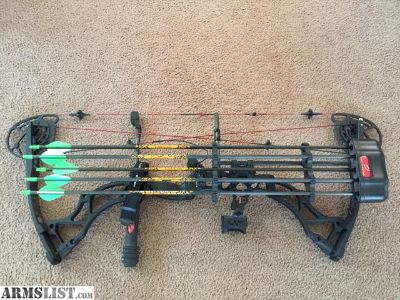 For Sale: Bowtech Assasin compound bow