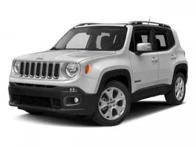 2016 Jeep Renegade Limited (Granite Crystal Metallic Clearcoat)