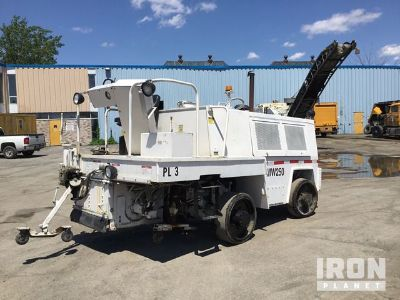 Ingersoll-Rand MW250 Cold Planer