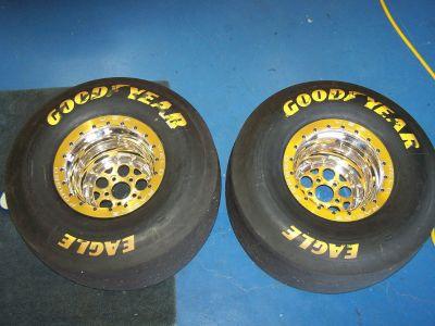 Weld Magnum Rear Wheels
