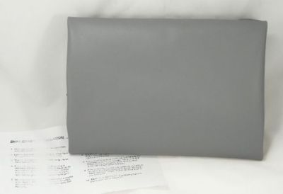 Sell NEW Kawasaki KLF400 400 4x4 Bayou Vinyl Replacement Seat Cover in BLACK or GRAY! motorcycle in Somerville, Tennessee, United States, for US $35.95