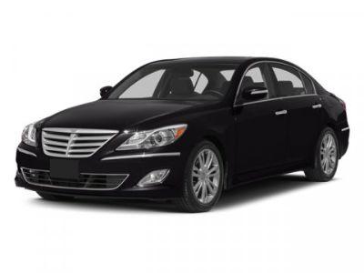 2014 Hyundai Genesis 3.8L V6 (Caspian Black)