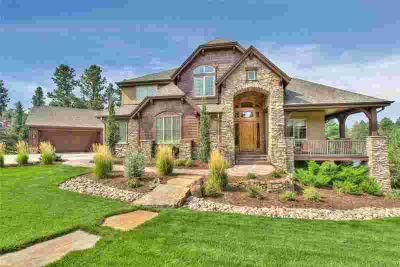5145 Serene View Way PARKER Five BR, Custom built 2 story with a
