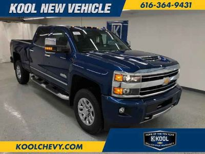 New 2019 Chevrolet Silverado 3500HD