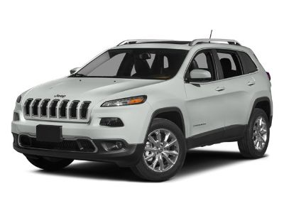 2014 Jeep Cherokee Latitude (Bright White Clearcoat)