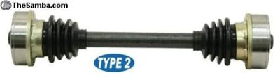 NEW DRIVE AXLE ASSEMBLY