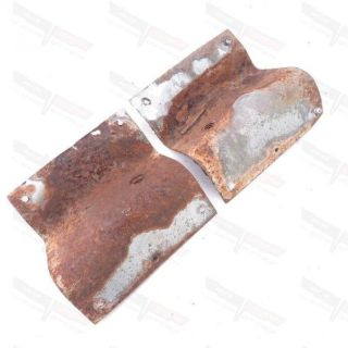 Find Corvette OEM Seat Beat Shoulder Harness Anchor Plate Reinforcement Pr 1974-1977 motorcycle in Livermore, California, United States, for US $49.99