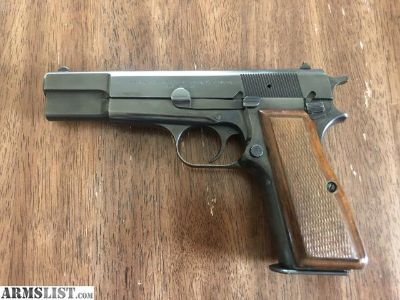 For Sale/Trade: Browning hi power
