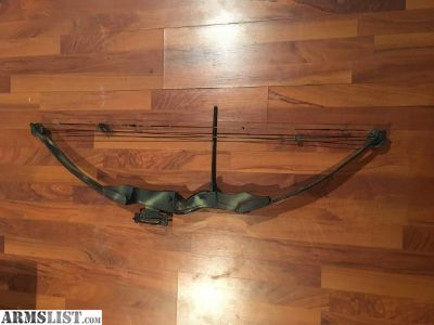 For Sale: Black Bear Hunting Bow