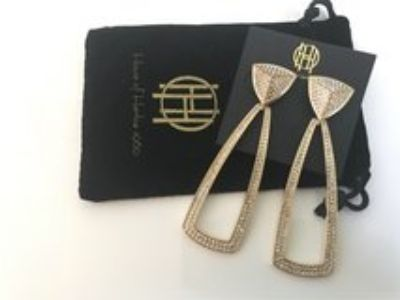 House of Harlow 1960 Mesa Earrings