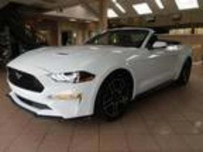 $22550.00 2018 FORD MUSTANG with 35891 miles!