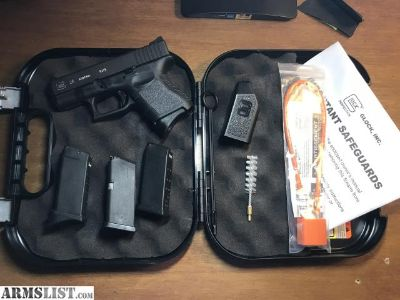 For Sale: Glock 26 with everything